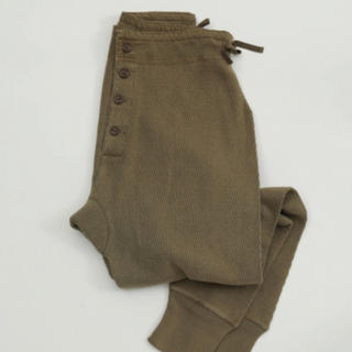 TODAYFUL - TODAYFUL vintage thermal pants