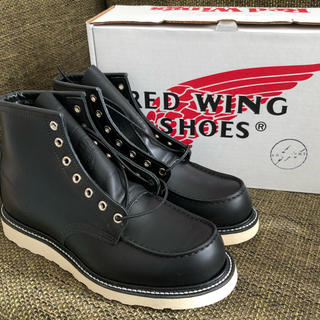 REDWING - ★26.5★Red Wing x Fragment Design Moc Toe