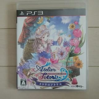 プレイステーション3(PlayStation3)のトトリのアトリエ ~アーランドの錬金術士2~ PS3(家庭用ゲームソフト)