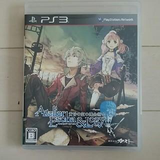 プレイステーション3(PlayStation3)のエスカ&ロジーのアトリエ~黄昏の空の錬金術士~ PS3(家庭用ゲームソフト)