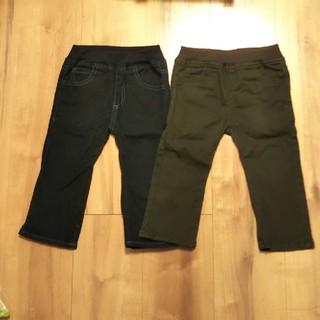 アカチャンホンポ(アカチャンホンポ)の赤ちゃん本舗 ズボン サイズ80 2本セット(パンツ)