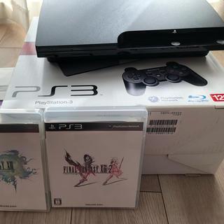 プレイステーション3(PlayStation3)のSONY PlayStation3 本体 CECH-2000A(家庭用ゲーム機本体)