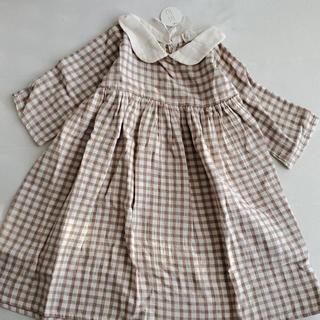 キャラメルベビー&チャイルド(Caramel baby&child )の4-6Y/liilu ワンピース(ワンピース)