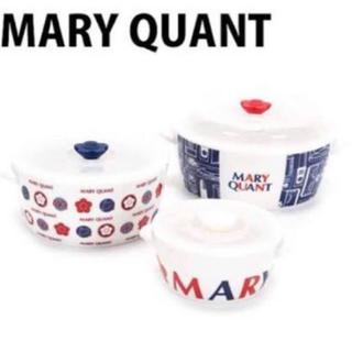 MARY QUANT - マリークワント 新品未使用品 お皿 フードコンテナ