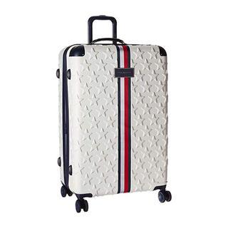 トミーヒルフィガー(TOMMY HILFIGER)の画像確認用 Tommy Hilfiger スーツケース ホワイト 28インチ(スーツケース/キャリーバッグ)