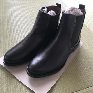オゥバニスター(AU BANNISTER)のサイドゴア ショートブーツ 【値下げしました】(ブーツ)