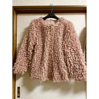 オオトロ(OHOTORO)のohotoro プードルコート もこもこ 韓国ファッション オオトロ(毛皮/ファーコート)