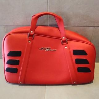 フェラーリ(Ferrari)の希少Ferrariフェラーリ 458 SPIDERベンチラケッジバック(ボストンバッグ)