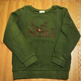 グリーンレーベルリラクシング(green label relaxing)のグリーンレーベルリラクシング トレーナーサイズ  135(Tシャツ/カットソー)
