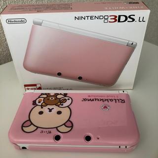 ニンテンドー3DS - 美品Nintendo 3DS  LL 本体ピンク/ホワイト