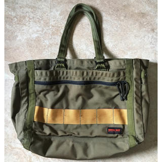 BRIEFING - BRIEFING made in USA/ブリーフィング SQ トートバッグ