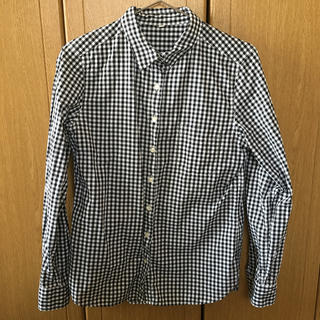 ユニクロ(UNIQLO)のユニクロ チェックシャツ(シャツ/ブラウス(長袖/七分))