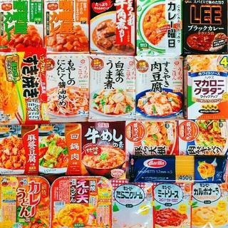 アジノモト(味の素)の6-5 かんたんお料理セット❤食品詰め合わせ(レトルト食品)