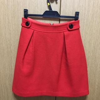 バーバリーブルーレーベル(BURBERRY BLUE LABEL)のバーバリーブルーレーベルひざ丈スカート(ひざ丈スカート)