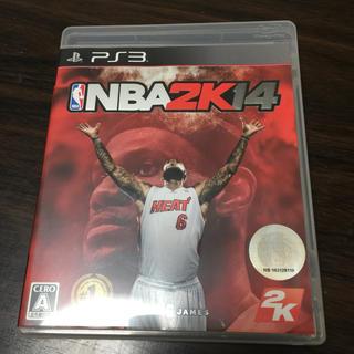 プレイステーション3(PlayStation3)のNBA 2K14 PS3(家庭用ゲームソフト)