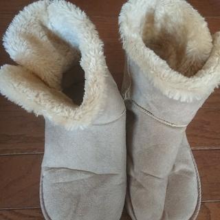 モコモコブーツ ★ 24センチ (ブーツ)