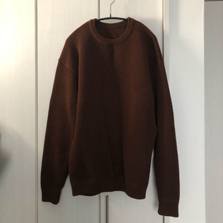 EDIFICE - crepuscule MOSS STITCH L/S -417 LIMITED