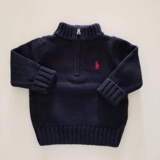 Ralph Lauren - 未使用☆ ラルフローレン ニット セーター 70cm
