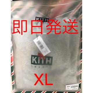 キース(KEITH)のKITH TREATS BOX LOGO  キストリーツ ボックスロゴ XL(パーカー)