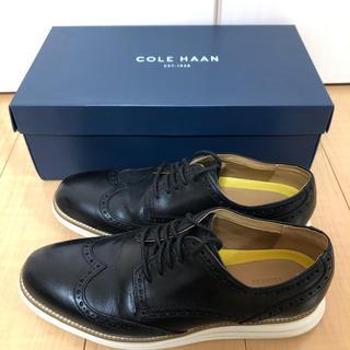 コールハーン(Cole Haan)のCOLE HAAN コールハーン オリジナルグランド ウィングチップ 27 箱有(ドレス/ビジネス)