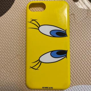 トゥイーティー iPhoneケース(iPhoneケース)