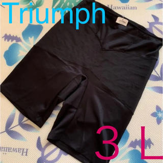 Triumph - 新品«3L»Triumph 体型補正 しっかり ひきしめ ガードル