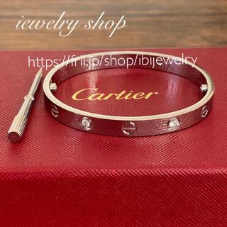 Cartier - ✨最高級✨ラブブレスタイプ✨Cartier好きに✨シルバーブレスレット✨