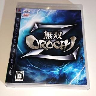 プレイステーション3(PlayStation3)の【当日即決価格】「無双OROCHI Z(家庭用ゲームソフト)