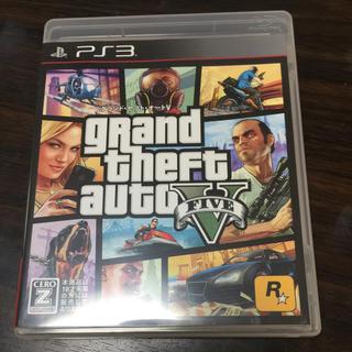 プレイステーション3(PlayStation3)のグランド・セフト・オートV(新価格版) PS3(家庭用ゲームソフト)