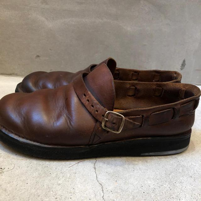 AURORA(アウロラ)のオーロラシューズ  ブラウン  レディースの靴/シューズ(ローファー/革靴)の商品写真