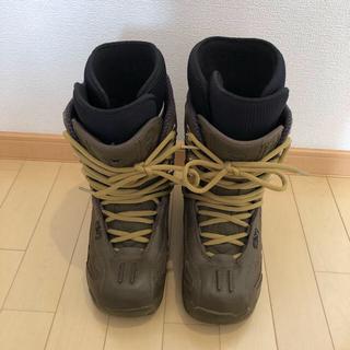 ディーラックス(DEELUXE)のDEELUXE  26 スノーボードブーツ 美品(ブーツ)