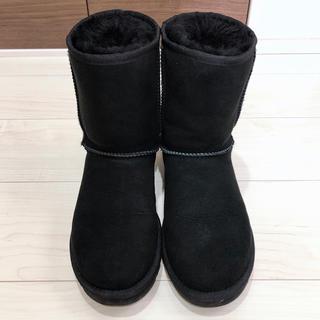 UGG - UGG ブーツ ブラック【美品】