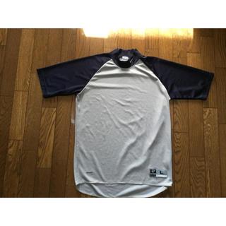 ナイキ(NIKE)のベースボール アンダーシャツ 紺 ナイキ(その他)
