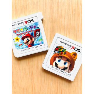 ニンテンドー3DS - 3DSソフト★マリオパーティ&3Dランド
