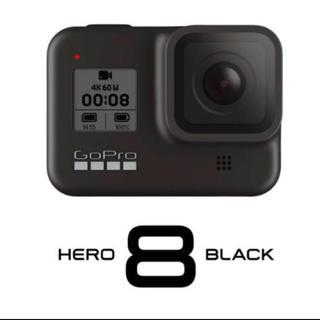 GoPro - Gopro hero 8 black 新品未使用 国内正規品