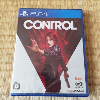 PlayStation4 - CONTROL(コントロール) PS4 新品未開封