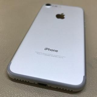 iPhone - 【SIMフリー/中古/バッテリー100%】iPhone7 32GB シルバー