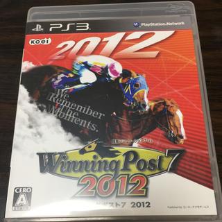 プレイステーション3(PlayStation3)のウイニングポスト 7 2012 PS3(家庭用ゲームソフト)