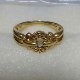 Dior 指輪 リング 11号 K18 750 18金 18k ディオール