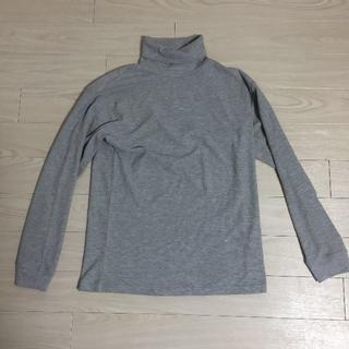 フリークスストア(FREAK'S STORE)のFREAK'S STORE タートルネック モックネック 長袖 サーマルワッフル(Tシャツ/カットソー(七分/長袖))