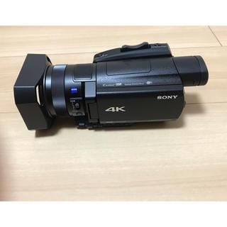 SONY - ソニー FDR-AX700