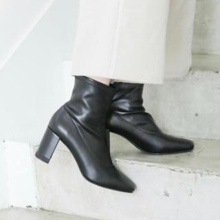 LOWRYS FARM - 【人気ブーツ】ローリーズファーム ストレッチヒールブーツ