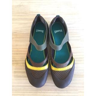 カンペール(CAMPER)のCAMPERカンペール/38/23.5cm/シューズ/革靴/スニーカー/フラット(スニーカー)