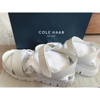 Cole Haan - COLE HAAN(コールハーン)サンダル白