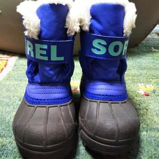 SOREL - SOREL 子供スノーブーツ 15センチ