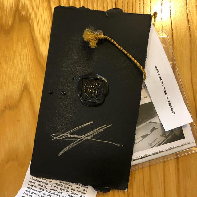 Paul Harnden(ポールハーデン)のgeoffrey b small コート メンズのジャケット/アウター(チェスターコート)の商品写真