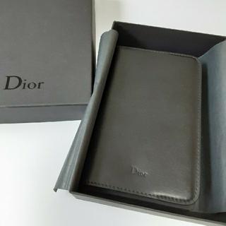 Christian Dior - ディオール 特別非売品 レザーカバー 手帳