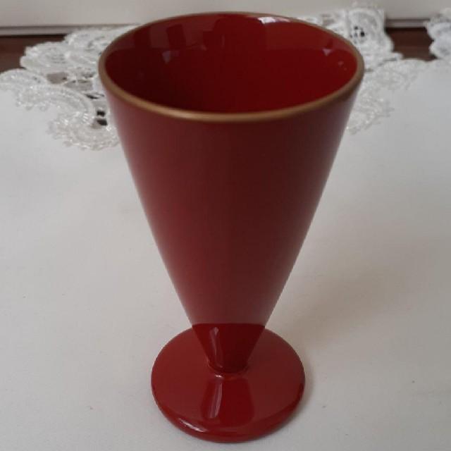 塗器食前酒グラス インテリア/住まい/日用品のキッチン/食器(グラス/カップ)の商品写真