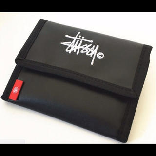 STUSSY - 未使用 STUSSY ステューシー 三つ折り財布 財布 ウォレット ウォーレット