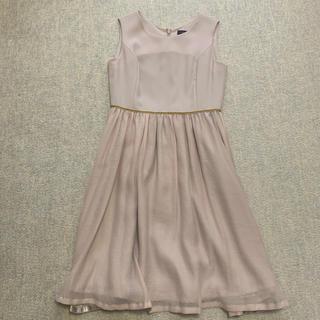 デミルクスビームス(Demi-Luxe BEAMS)のパーティ用ドレス(Demi Luxe BEAMS)(ミディアムドレス)